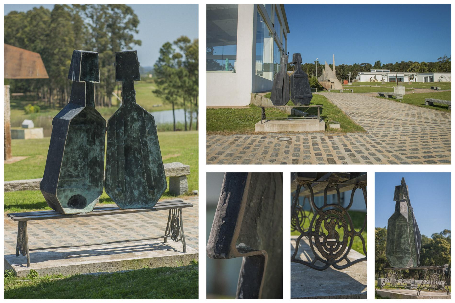 Esculturas del Parque de la Fundación Pablo Atchugarry