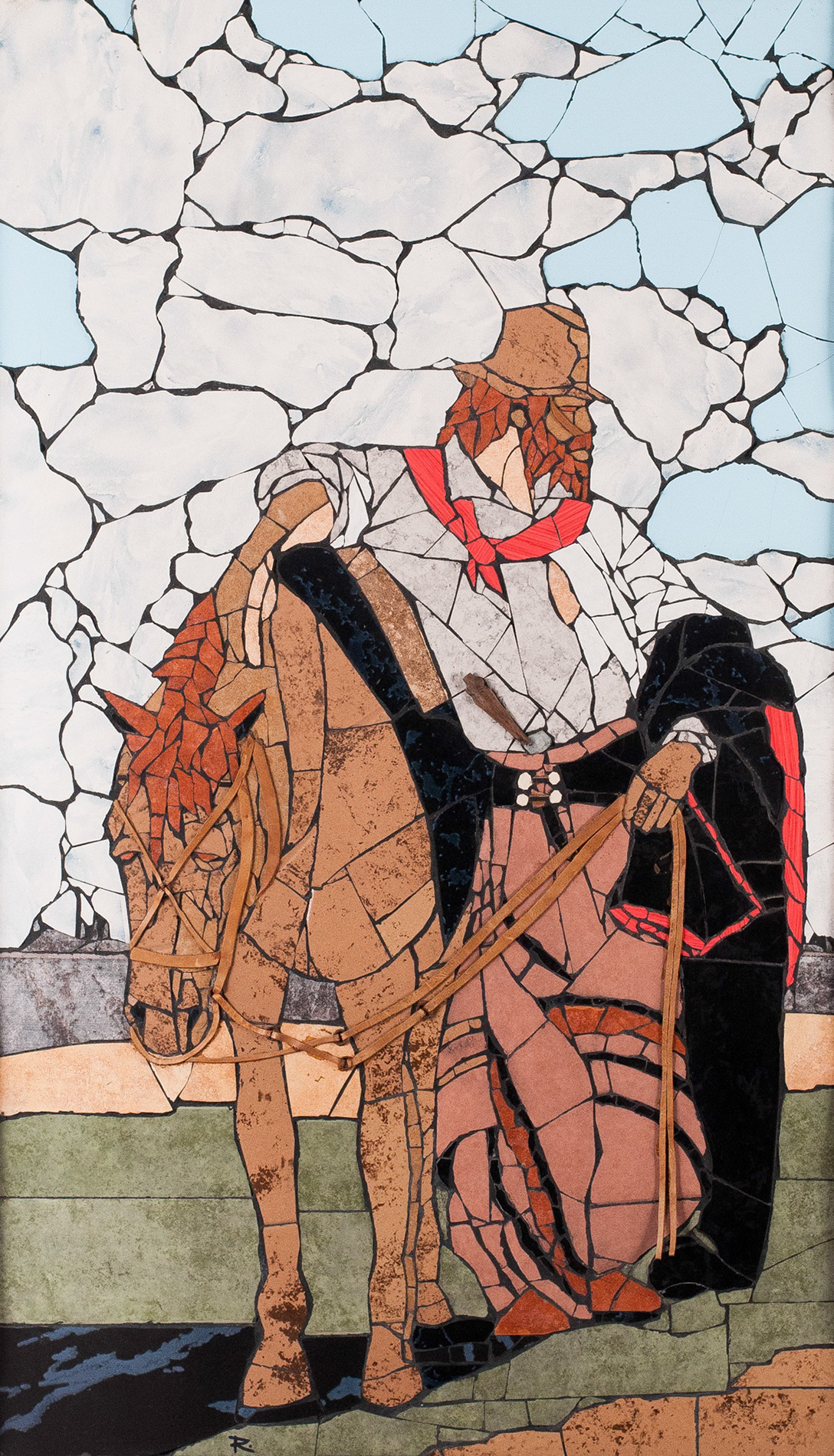 Mosaicos - Ramon Algibal