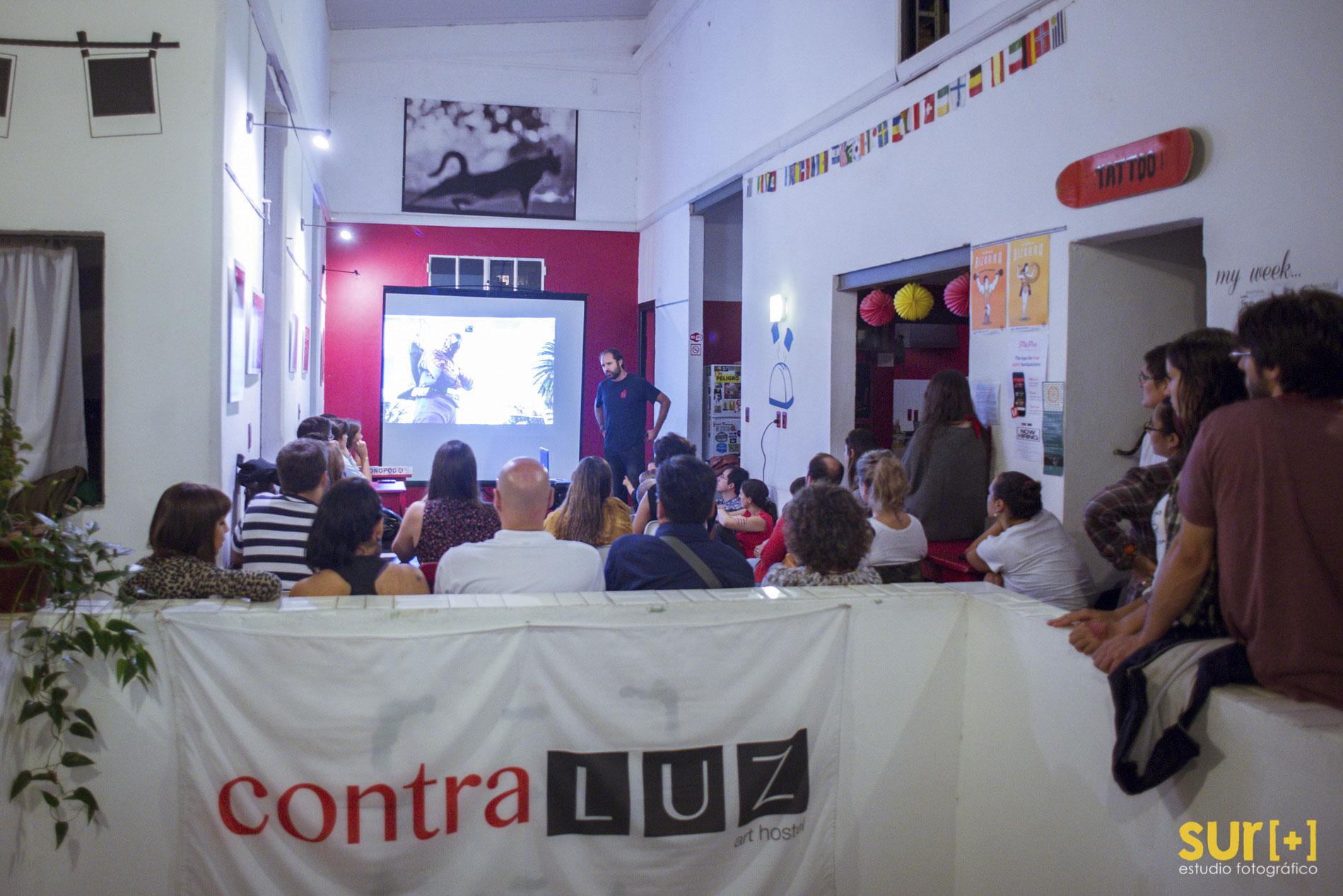 """CicloFOTOdoc3 + Muestra fotográfica Colectiva """"Años"""""""