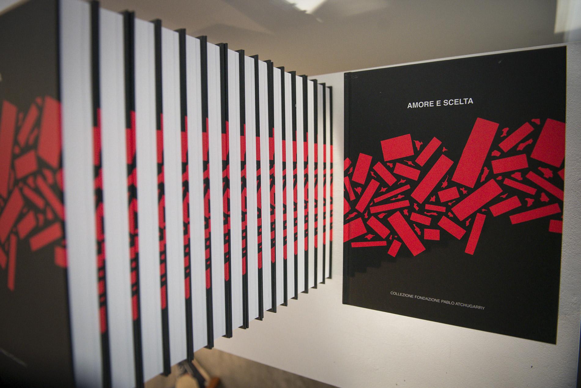 Presentacion del catálogo de Obras de la Fundación Pablo Atchugarry