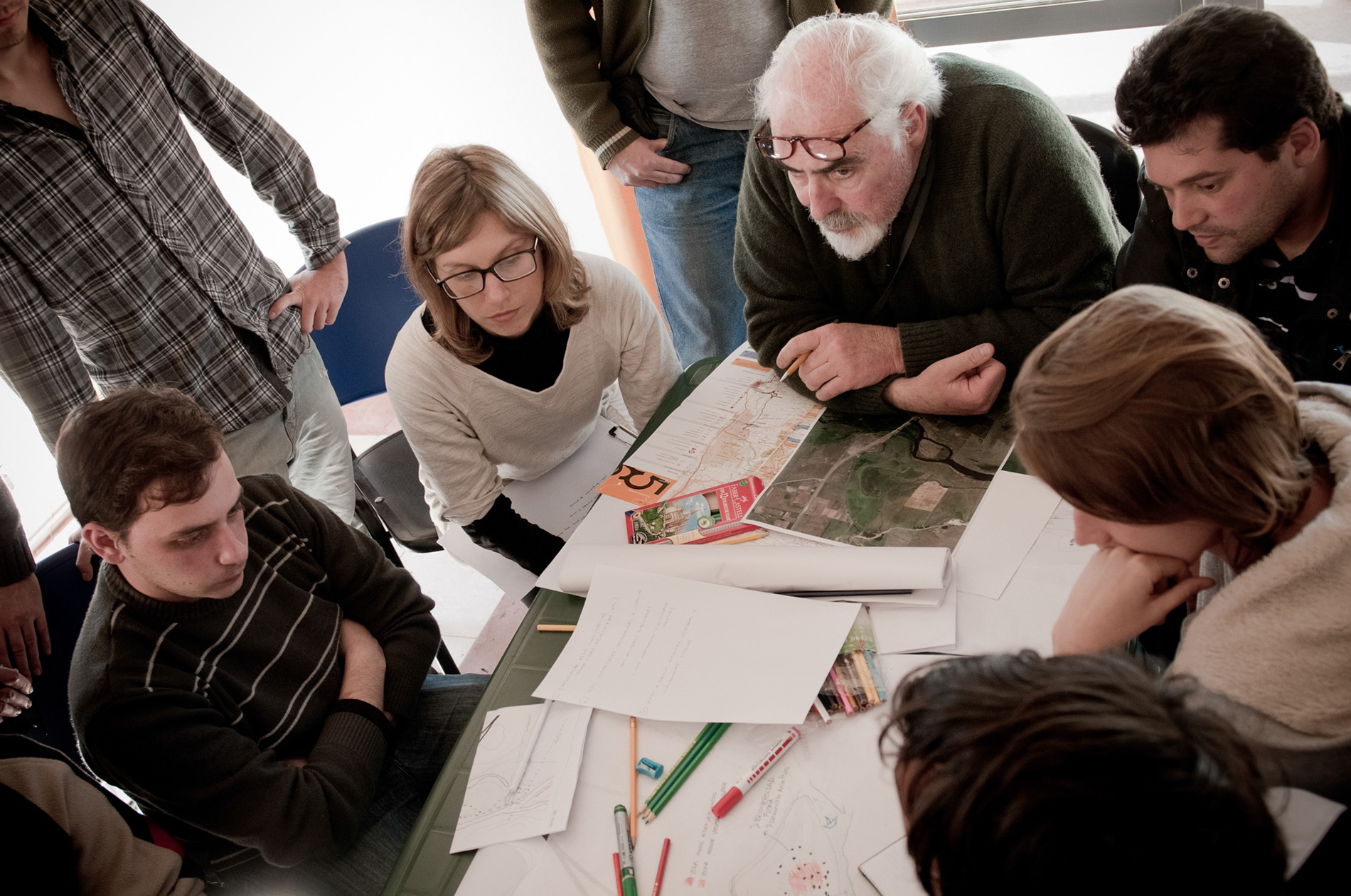 Fronteras Activas - Facultad de Arquitectura