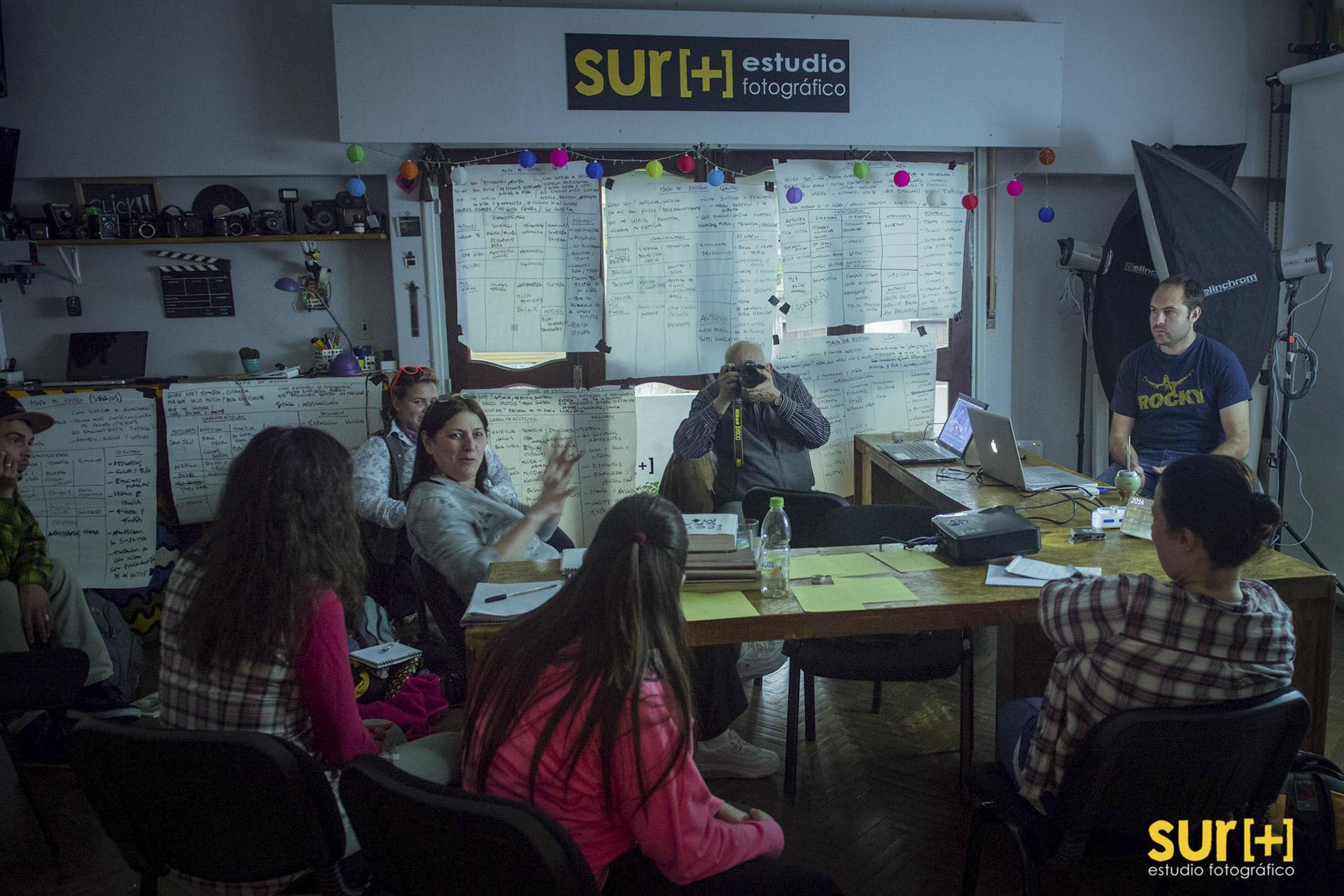 Seminario Proyecto fotográfico - Federico Estol