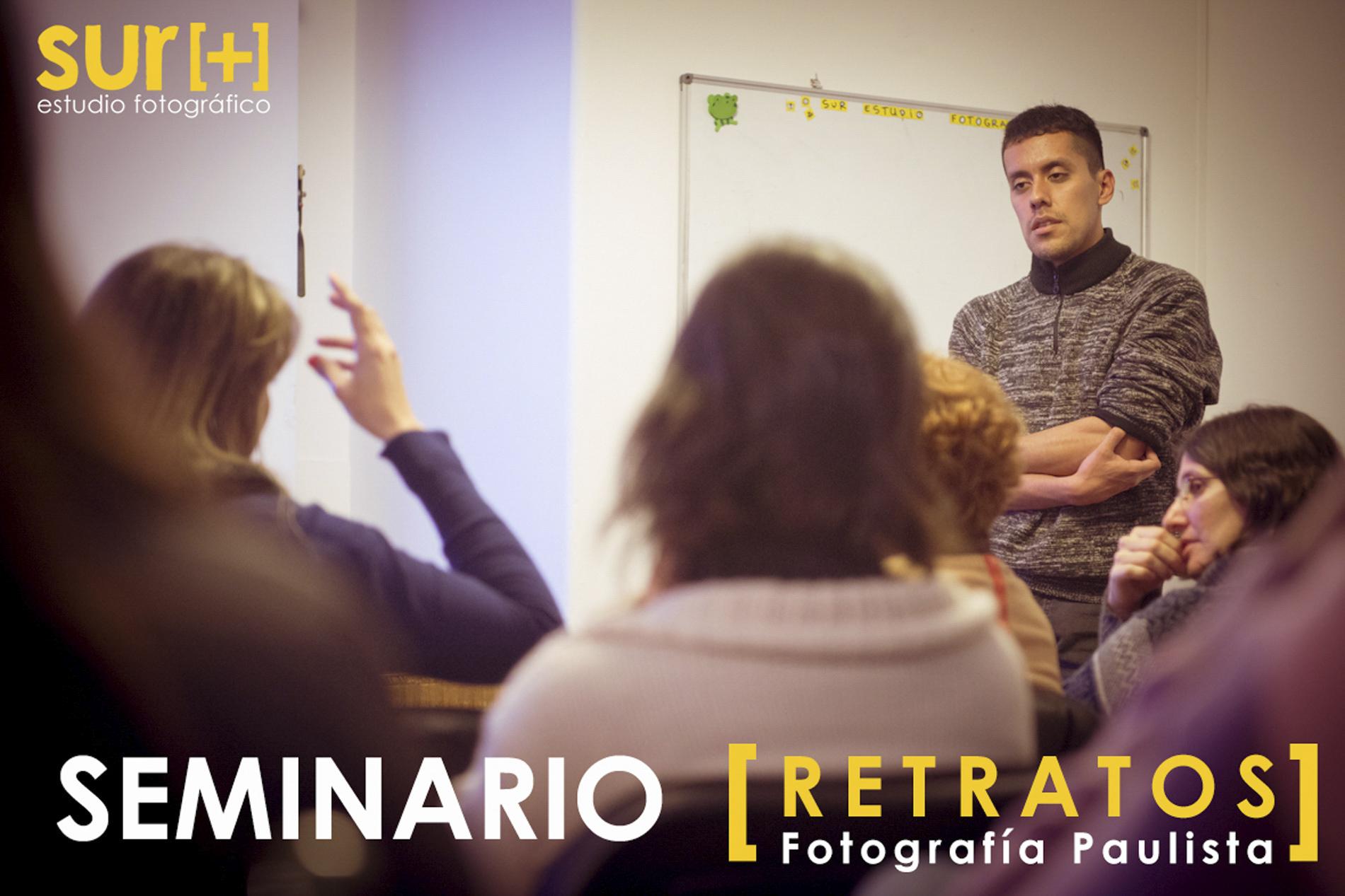 Seminario de Retrato - Paulo Burgos