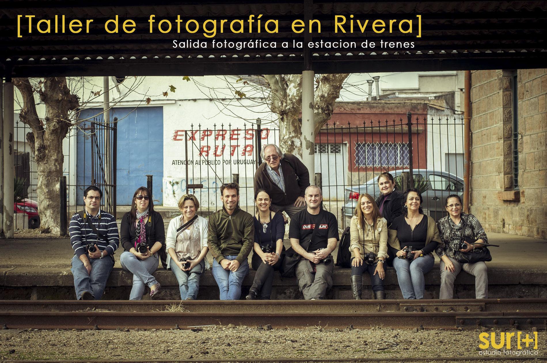 Taller de fotografía en Rivera - Vol. I