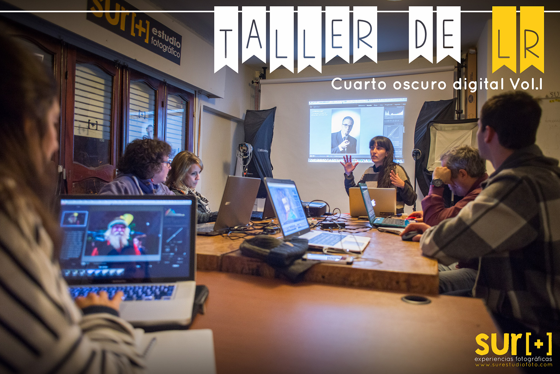 Taller de Lr - Cuarto oscuro digital - Docente: Lorena larriestra