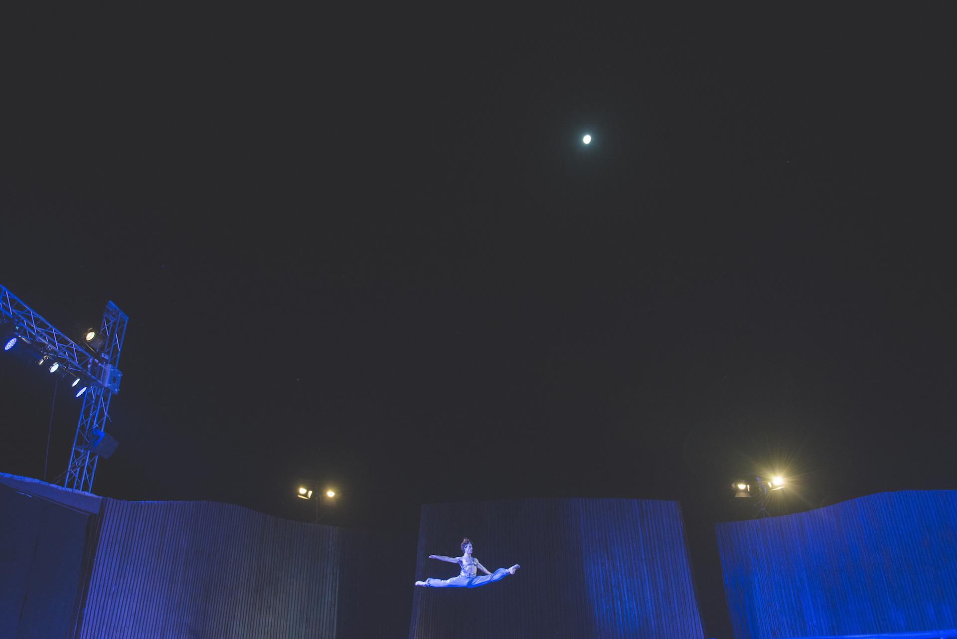 Ballet del Sodre - último espectaculo con Julio Bocca