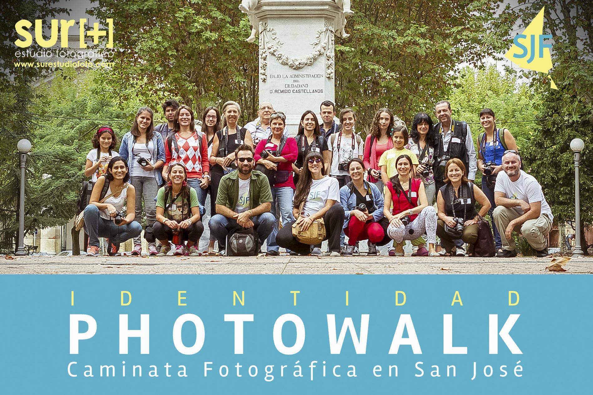 PHOTOWALK  Identidad - Caminata fotográfica en San José