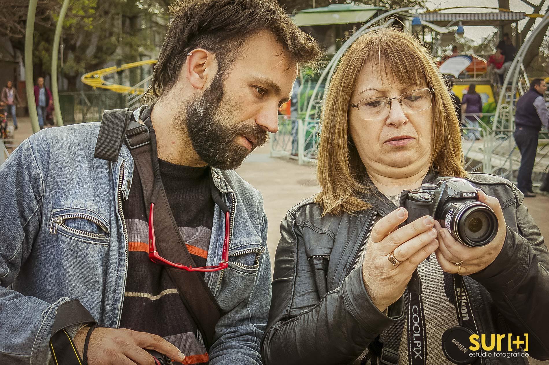 Taller de fotografía Vol.I - Preparen, apunten ...click!
