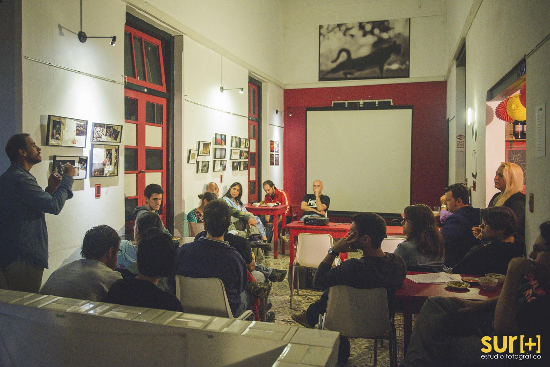 CicloFOTOdoc2 - Invitado Pablo Porsiuncula