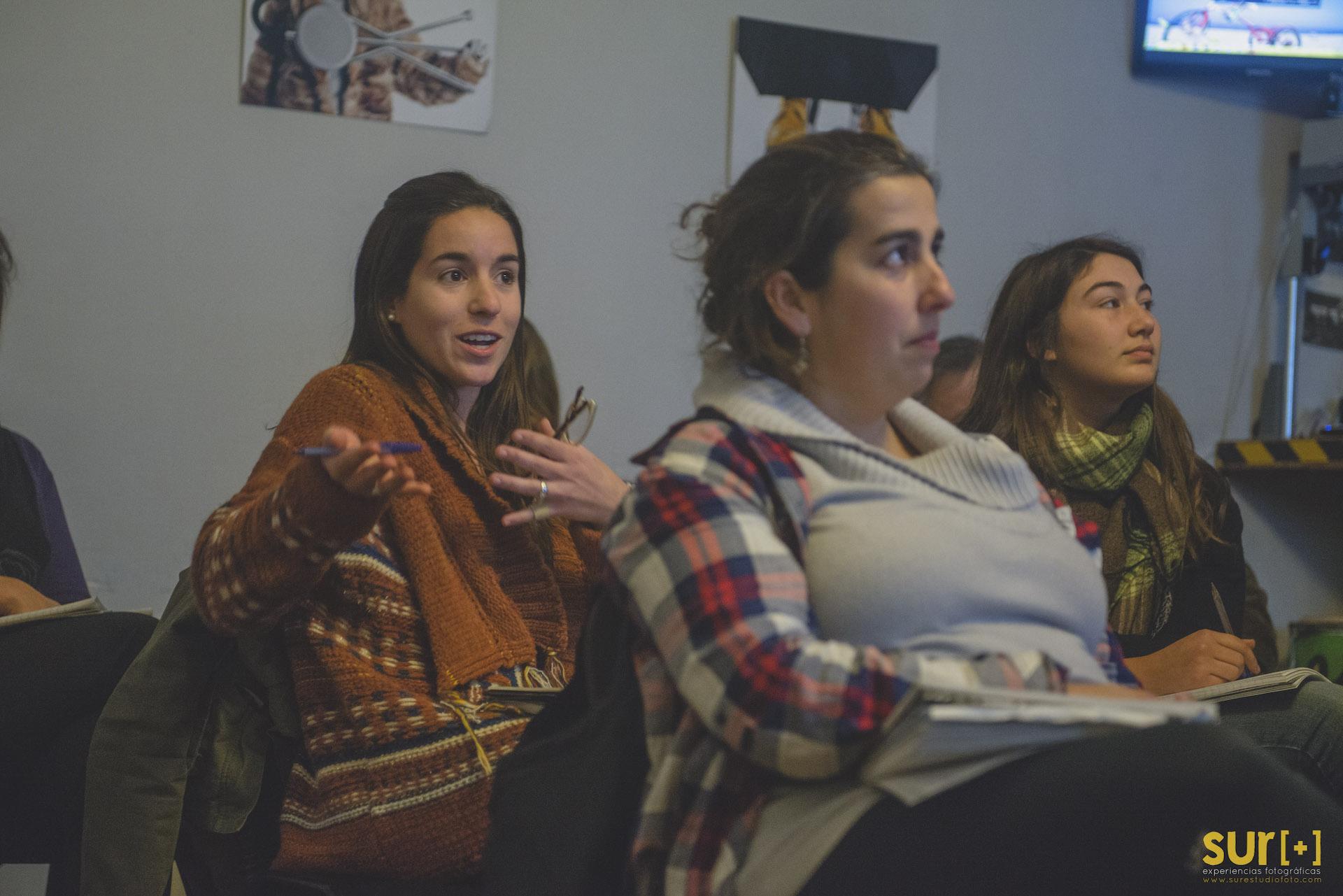 Seminario Fotografía de Bodas - Lorena Larriestra y Nicolás Vidal