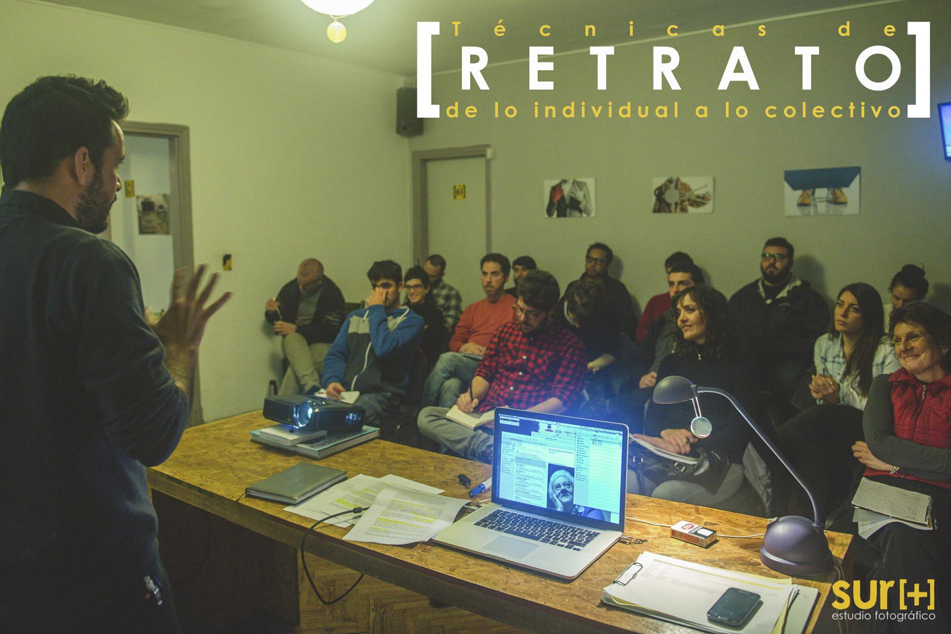 Seminario de Retrato - De lo individual a lo colectivo - Subcoop